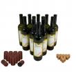 Виноделие  - Стеклянные бутылки для вина