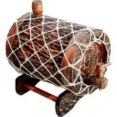 Жбан под старину 3 л Премиум (Кавказский дуб)